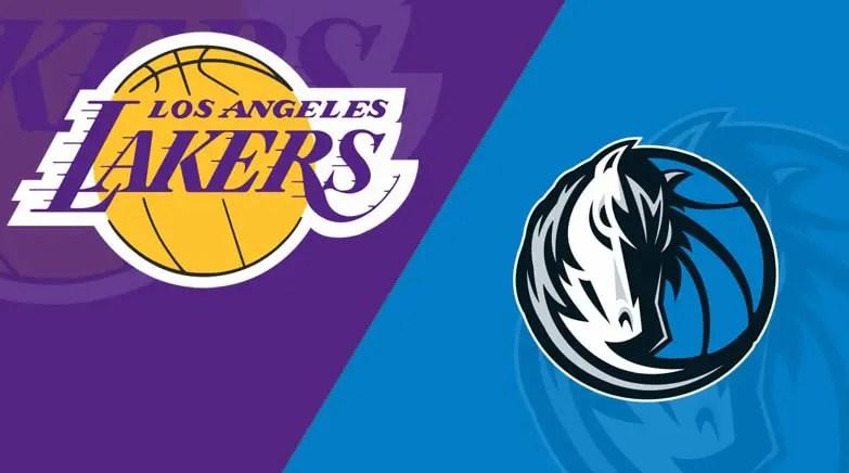 Dallas Mavericks At Los Angeles Lakers Betting Pick