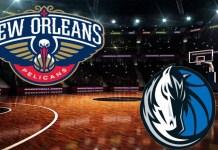 Dallas Mavericks vs. New Orleans Pelicans