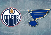 Edmonton Oilers vs. St. Louis Blues