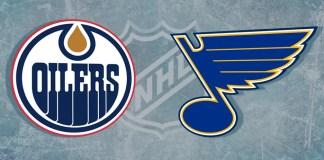 Edmonton Oilers vs. St. Louis Blues