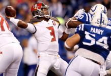 Indianapolis Colts at Tampa Bay Buccaneers