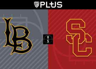 Long Beach State Beach vs. USC Trojans