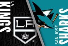 Los Angeles Kings vs. San Jose Sharks