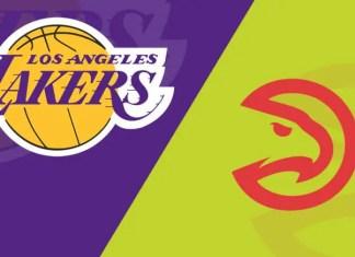Los Angeles Lakers vs. Atlanta Hawks