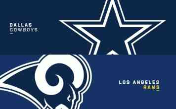 Los Angeles Rams at Dallas Cowboys