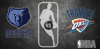 Memphis Grizzlies at Oklahoma City Thunder