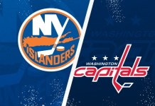New York Islanders vs. Washington Capitals
