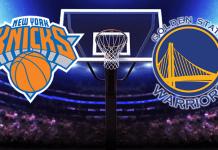 New York Knicks vs. Golden State Warriors