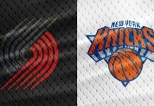 New York Knicks vs. Portland Trail Blazers