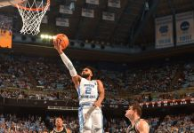 Ohio State Buckeyes at North Carolina Tar Heels