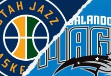 Orlando Magic at Utah Jazz