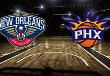 Phoenix Suns at New Orleans Pelicans