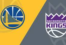Sacramento Kings at Golden State Warriors
