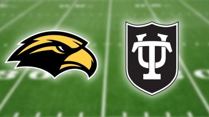 Southern Miss Golden Eagles vs Tulane Green Wave - Armed Forces Bowl