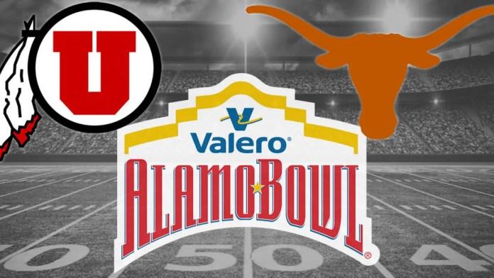 Utah Utes vs Texas Longhorns - Alamo Bowl