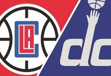 Washington Wizards vs. Los Angeles Clippers