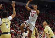 Wisconsin Badgers vs. North Carolina State Wolfpack