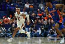 Auburn Tigers vs. Florida Gators