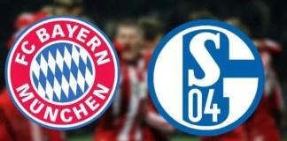 Bayern Munich vs Schalke