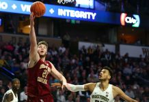 Boston College Eagles at Wake Forest Demon Deacons