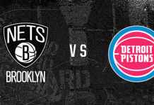 Brooklyn Nets at Detroit Pistons