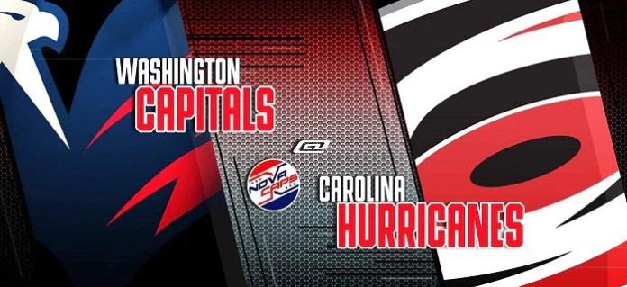 Carolina Hurricanes vs. Washington Capitals