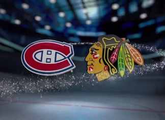 Chicago Blackhawks at Montreal Canadiens