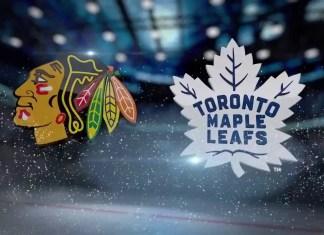 Chicago Blackhawks vs. Toronto Maple Leafs