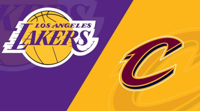 lakers-cavaliers - photo #12