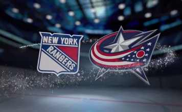 Columbus Blue Jackets vs. New York Rangers
