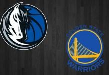 Dallas Mavericks at Golden State Warriors