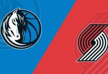 Dallas Mavericks vs. Portland Trail Blazers