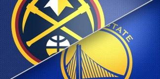 Denver Nuggets at Golden State Warriors