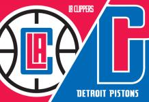 Detroit Pistons vs Los Angeles Clippers