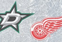 Detroit Red Wings vs. Dallas Stars