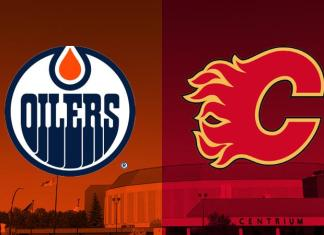 Edmonton Oilers at Calgary Flames