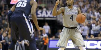 Georgetown Hoyas vs. Xavier Musketeers