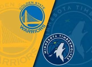 Golden State Warriors vs. Minnesota Timberwolves