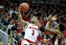 Louisville Cardinals at Notre Dame Fighting Irish