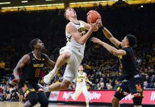 Maryland Terrapins vs. Iowa Hawkeyes