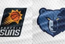 Memphis Grizzlies at Phoenix Suns