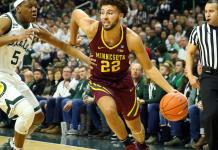 Minnesota Golden Gophers at Michigan State Spartans