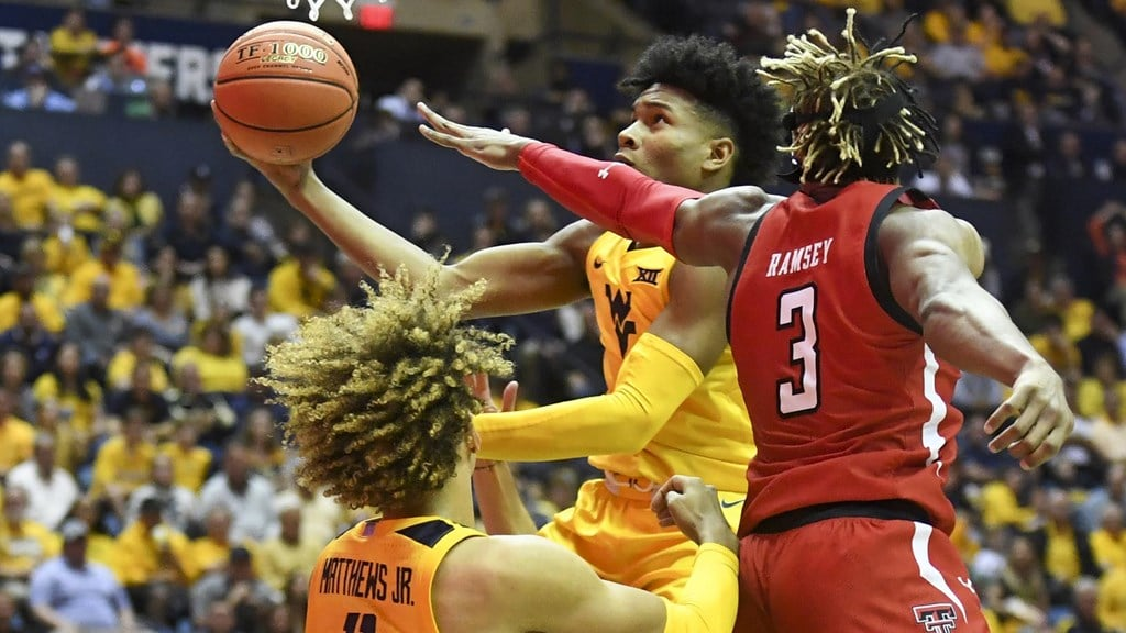 WVU eats Missouri 74-51 in Big 12/SEC Challenge