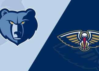 New Orleans Pelicans at Memphis Grizzlies