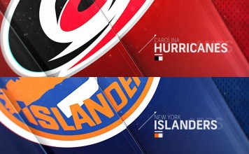 New York Islanders vs. Carolina Hurricanes