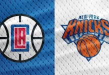 New York Knicks at Los Angeles Clippers