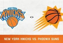New York Knicks vs. Phoenix Suns