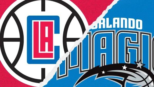 Orlando Magic at Los Angeles Clippers Free Pick & Prediction 01/16/20