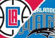 Orlando Magic at Los Angeles Clippers