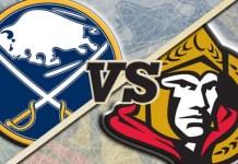 Ottawa Senators vs. Buffalo Sabres